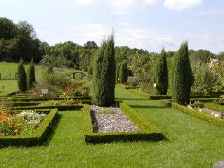 Jardins romains visiter belgique - Jardin romain caumont sur durance ...