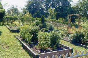 Jardins romains visiter france - Jardin romain caumont sur durance ...